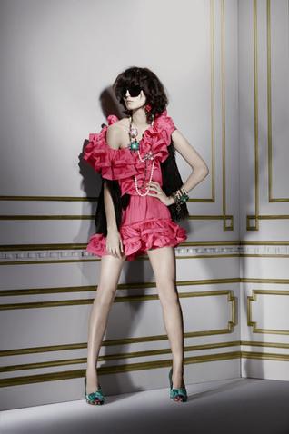 Lanvin for H&M – Lookbook e vídeo da coleção