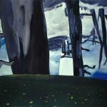 Dexter Dalwood e suas pinturas