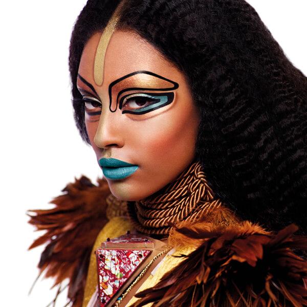 Maquiagem Artística Campanha  illamasqua