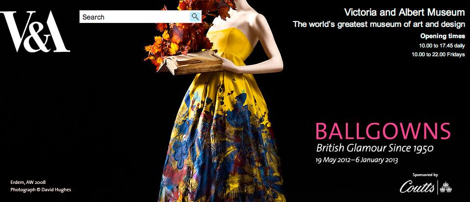 Ballgowns em Londres
