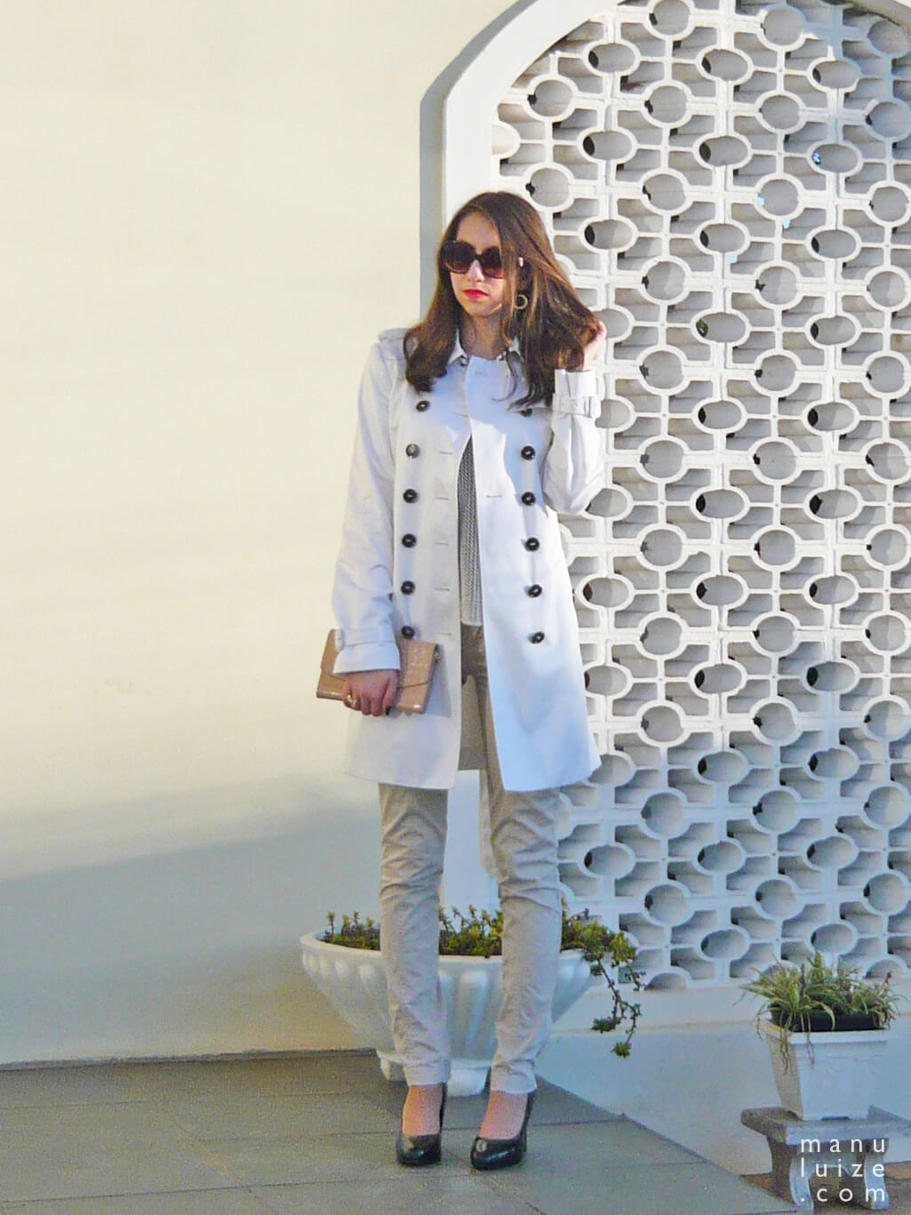 Look do Dia: Básico de Trench Coat