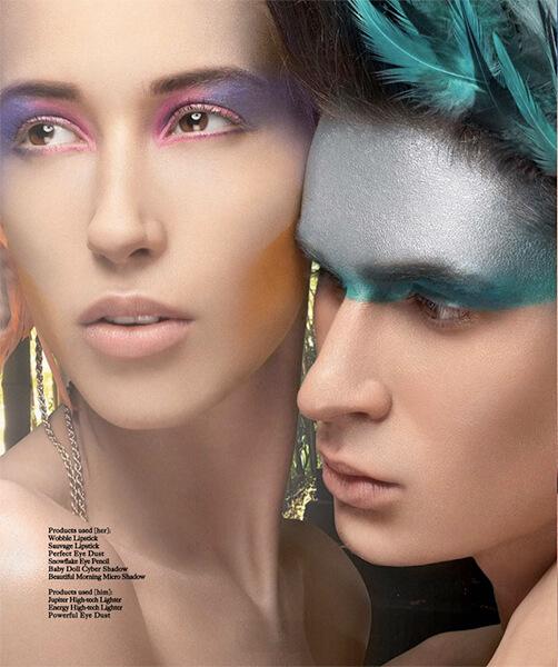 Maquiagem Artística 3