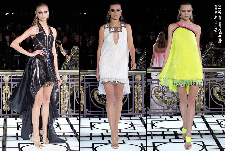 Atelier Versace - Alta Costura Spring 2013