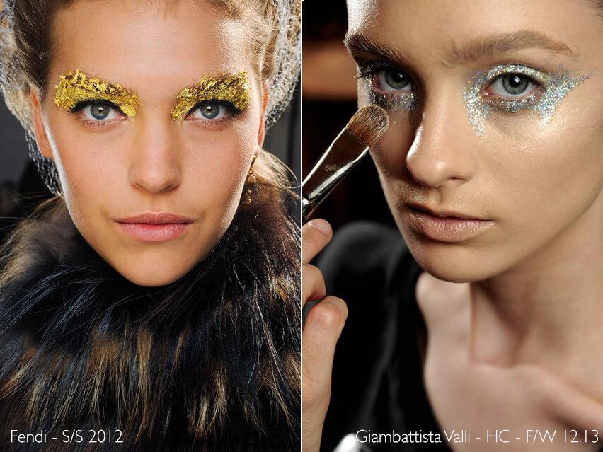 Maquiagem Artística - Fendi e Valli
