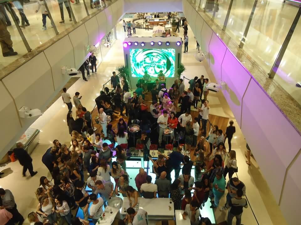 Party at the Mall - ParkShopping Barigüi