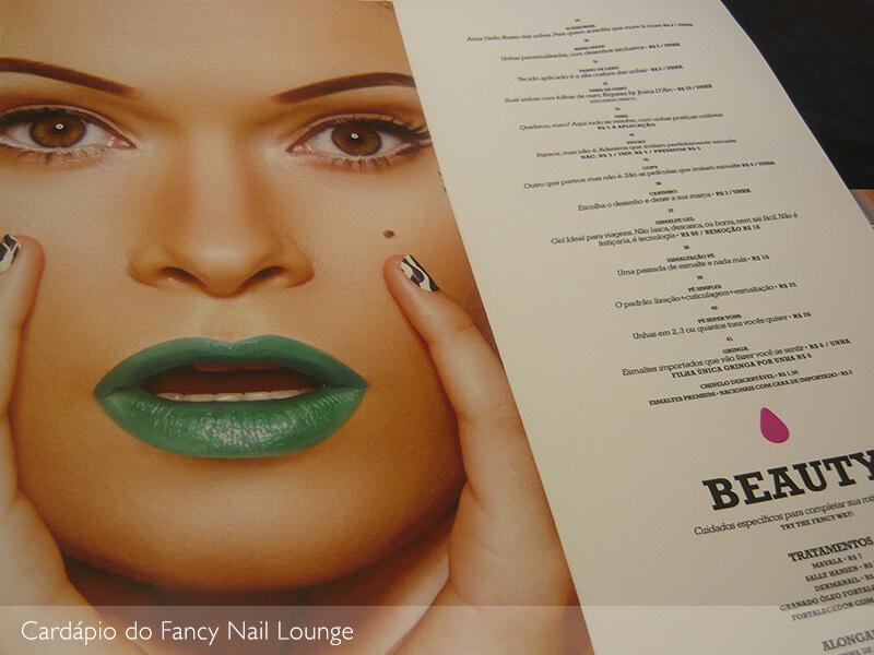 Fancy Nail Lounge em Curitiba