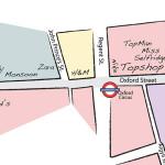 Guia de Compras Completo da Oxford Street em Londres
