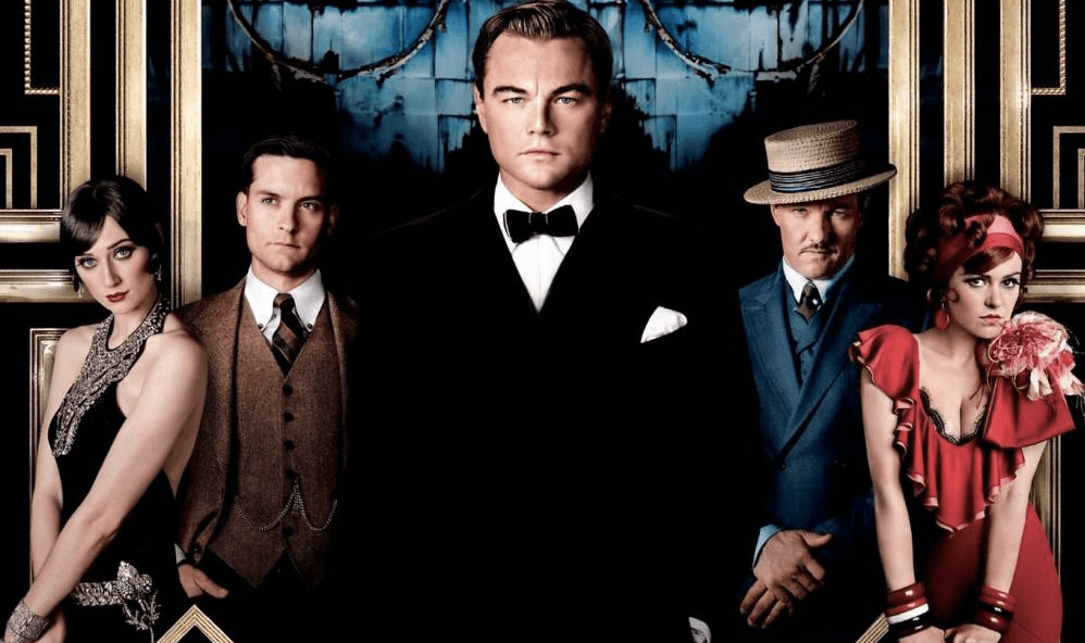 """Poster de """"The Great Gatsby"""""""