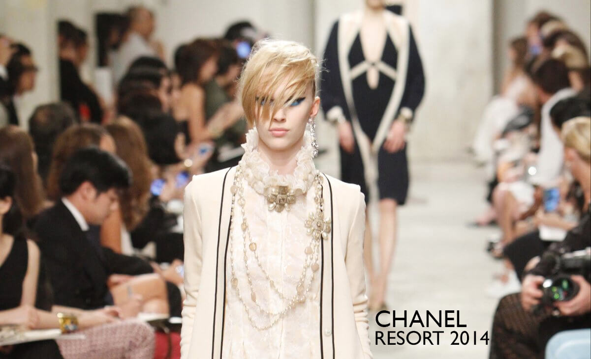 Chanel: Coleção de Resort 2014