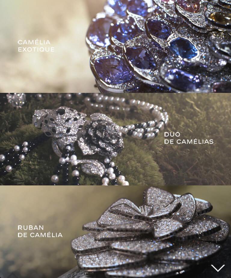 Chanel Jardin de Camélias