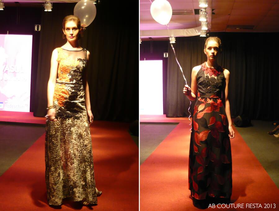 Desfile moda festa AB Couture