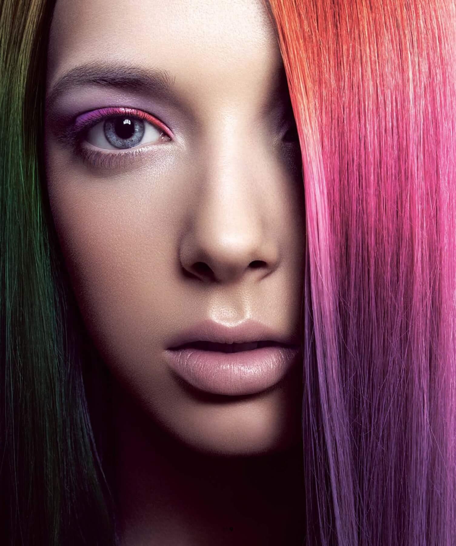 Maquiagem Artística: Editorial de beleza M Make Up Store