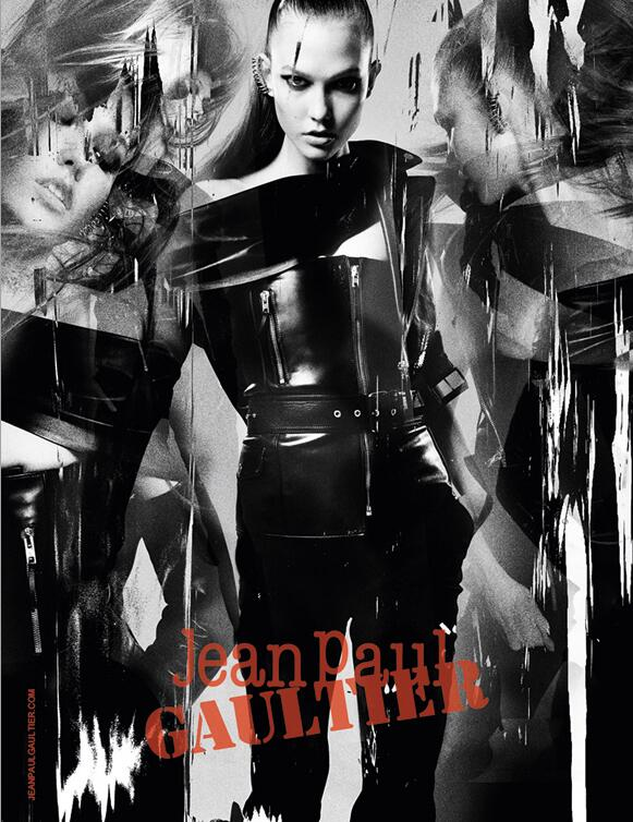 Campanha Jean Paul Gaultier - Fall/Winter 2013.14-
