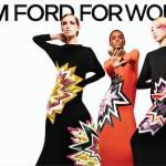 Campanha Tom Ford Fall/Winter 2013.14
