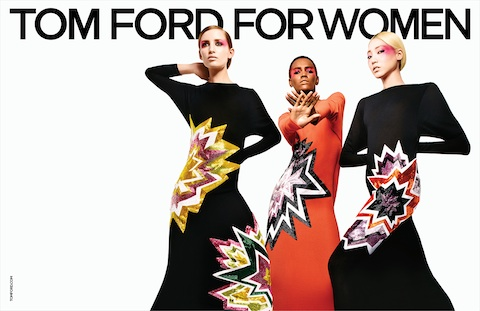 Campanha Tom Ford Fall/Winter 2013.14