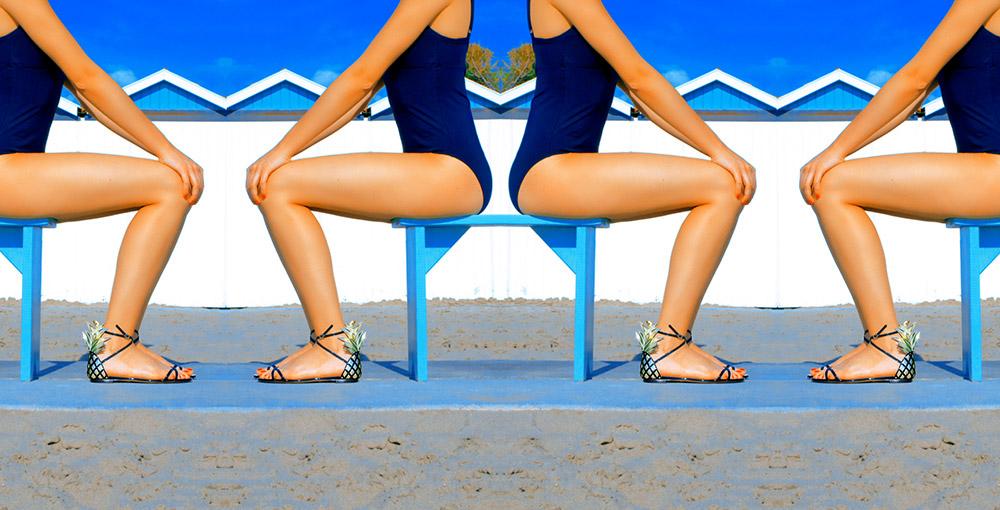 Campanha sapatos Aquazzura - Spring/summer 2013