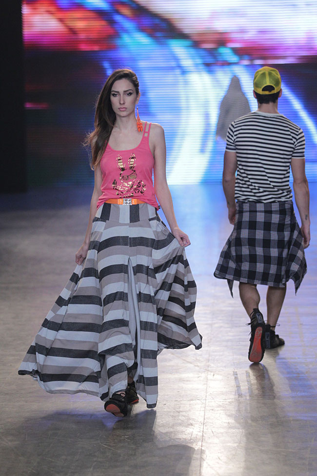 Desfile All Purpose – Verão 2014 no PBC