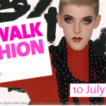 Exposição Club to Catwalk: London Fashion in the 1980s