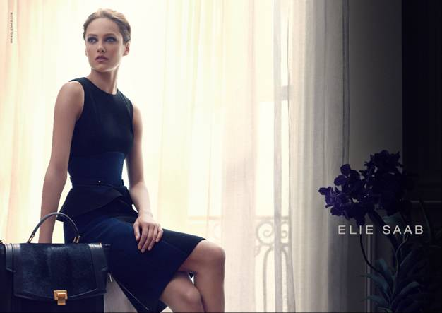 Campanha Elie Saab - Fall/Winter 2013.14