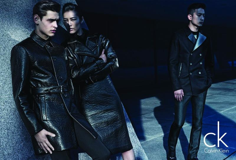 Campanha ck Calvin Klein Fall/Winter 2013.14