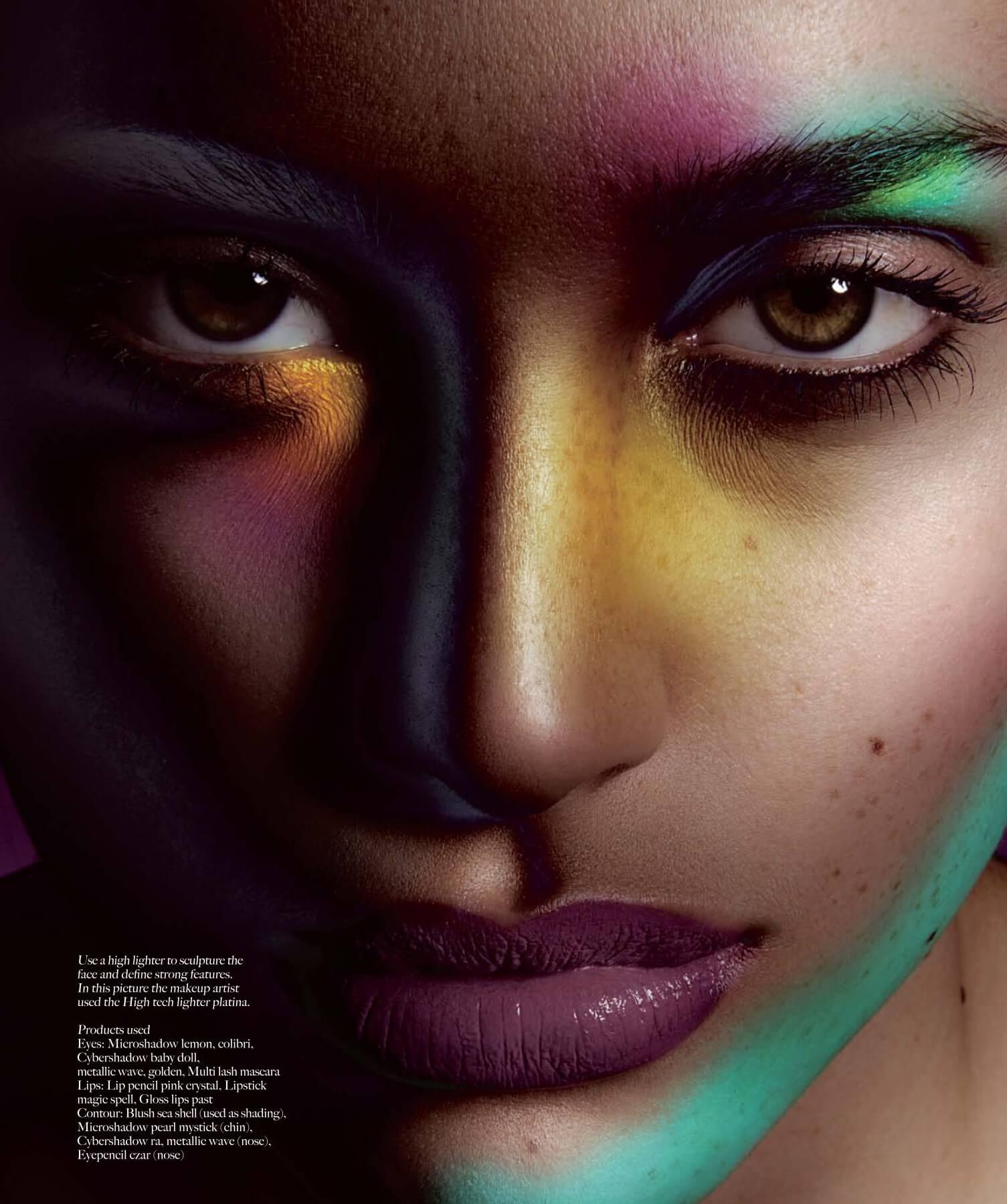 Maquiagem Artística: Editorial de Beleza