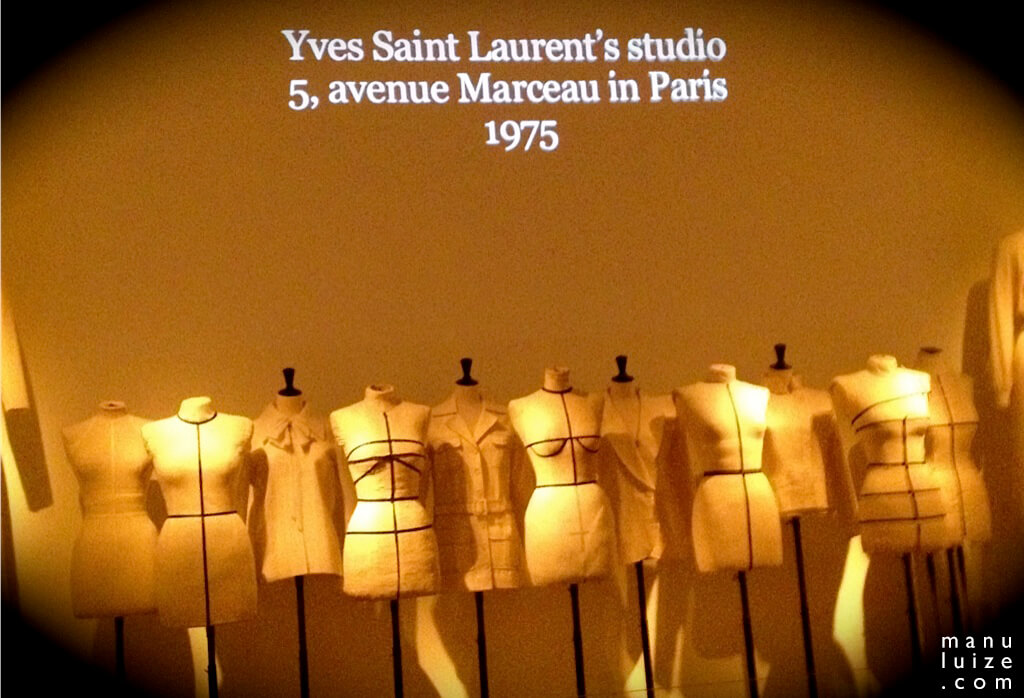 Yves Saint Laurent: Visionair