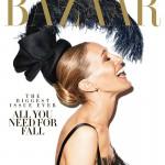 Sarah Jessica Parker na capa da Harper's Bazaar US