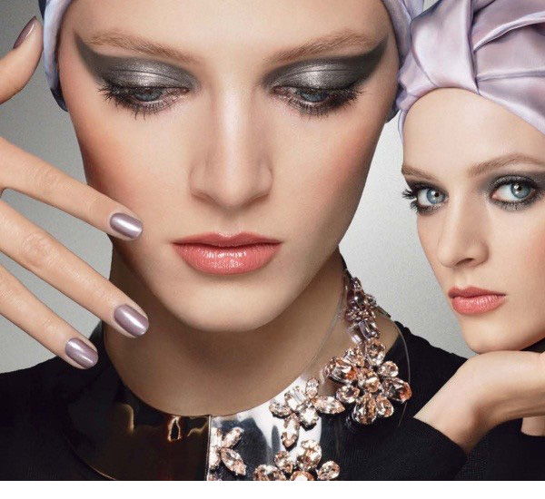 Campanha Dior beauty - Fall/Winter 2013.14