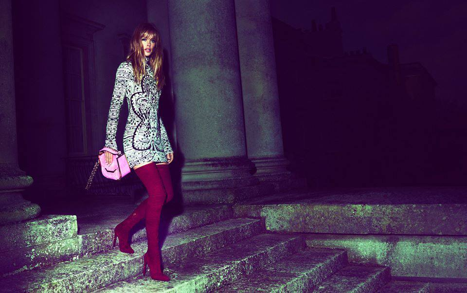 Campanha Emilio Pucci - Fall/Winter 2013/14