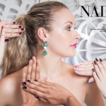 "Editorial de beleza com tendências de esmaltes: ""Nail it!"""