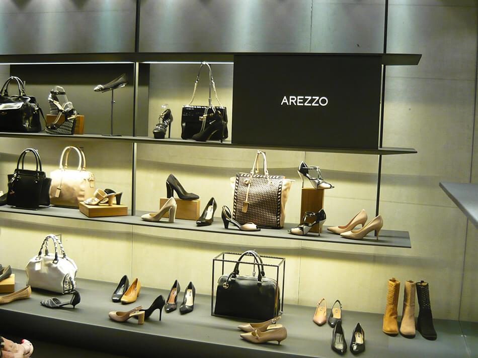 Arezzo abre loja no Shopping Pátio Batel em Curitiba