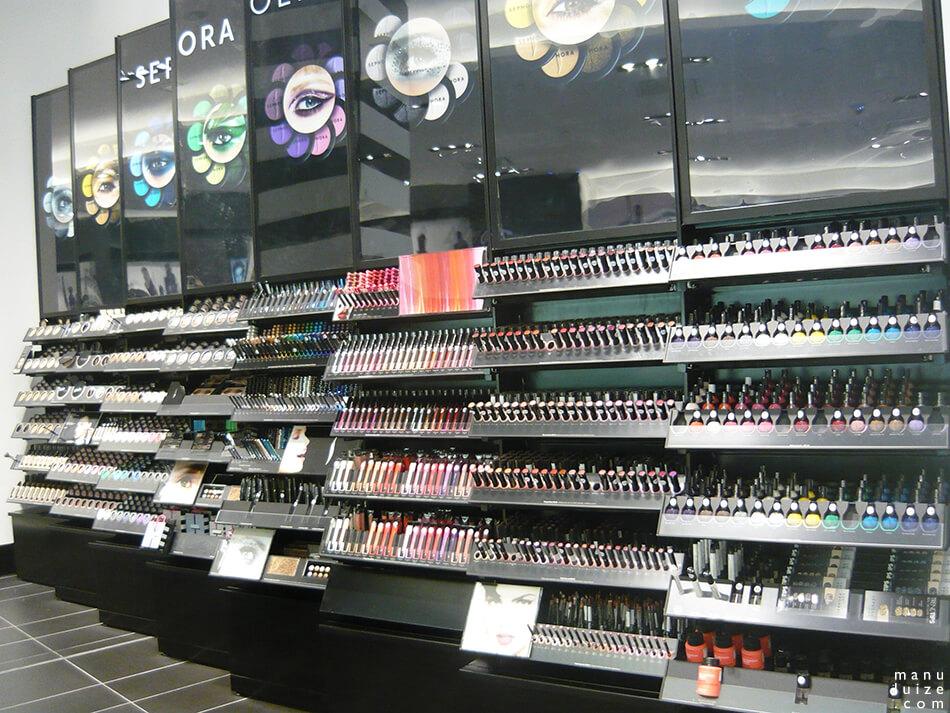 Sephora abre loja em Curitiba no Pátio Batel: Sephora Collection