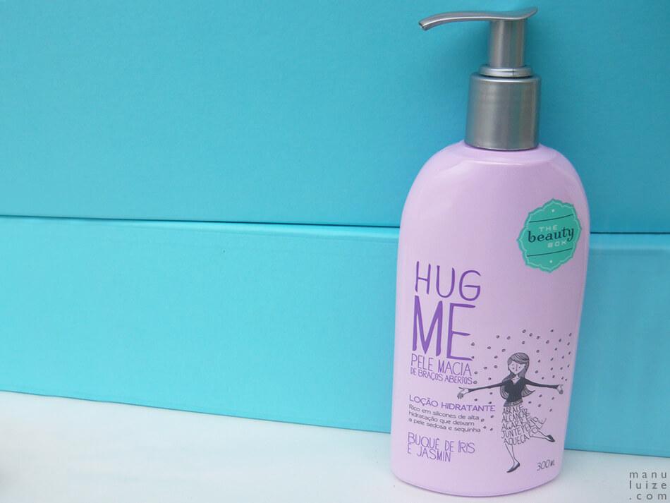 The Beauty Box: Hug Me pele macia de braços aberto - Loção hidratante
