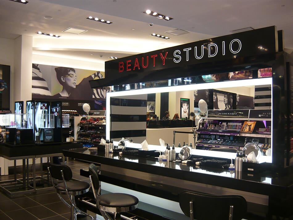 Beauty Studio - Sephora abre loja em Curitiba no Shopping Pátio Batel