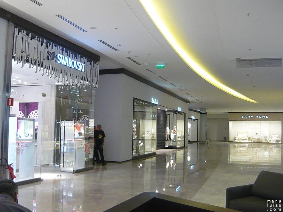 Swarovski abre loja no shopping Pátio Batel em Curitiba