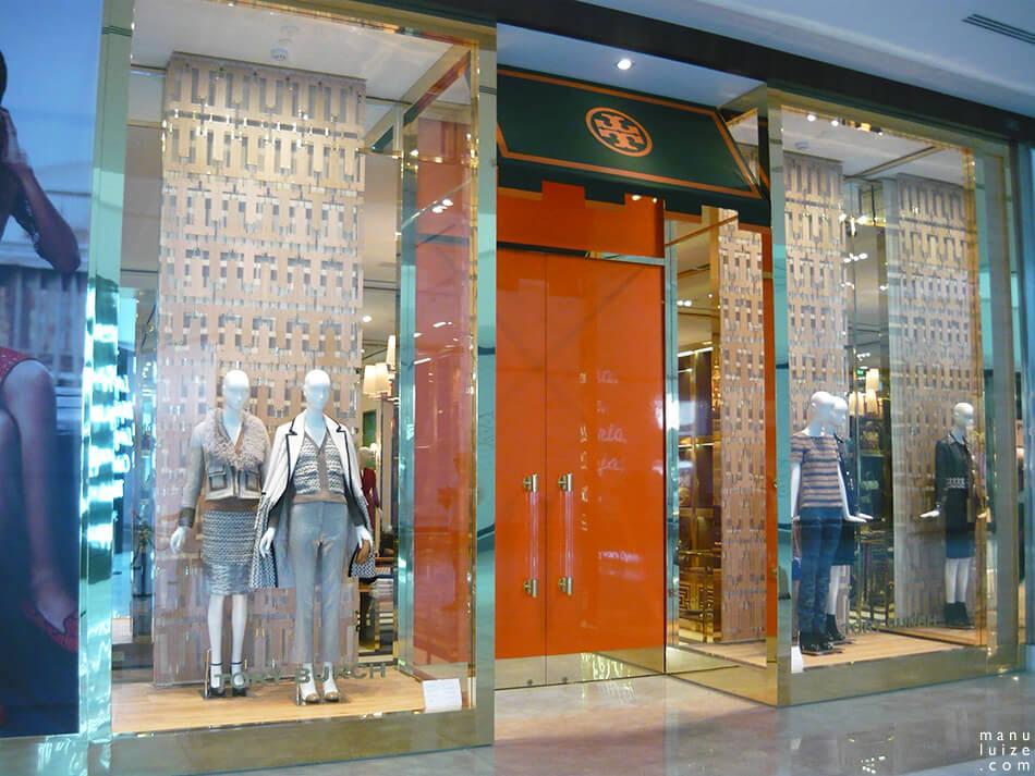Tory Burch abre loja no shopping Pátio Batel em Curitiba