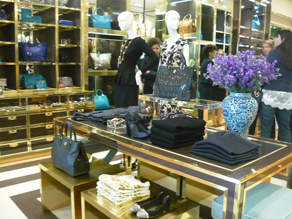 Tory Burch abre loja no Pátio Batel em Curitiba