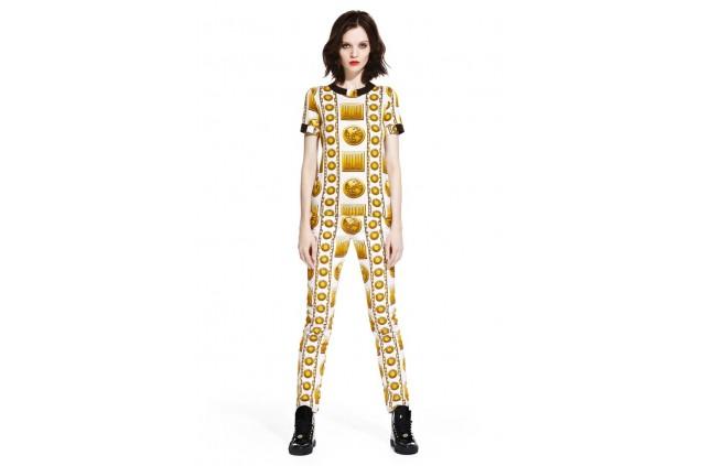 Look coleção MIA para Versace