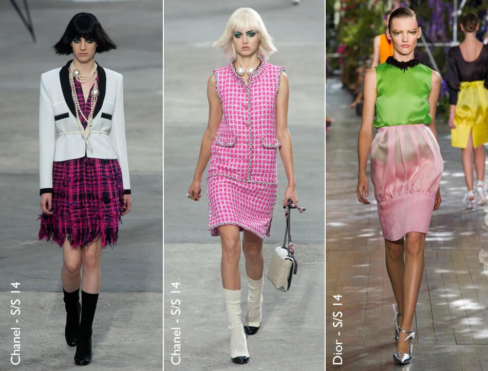 Think Pink: O rosa de volta à moda