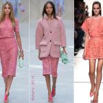 Tendência: O rosa de volta à moda no Verão 2014