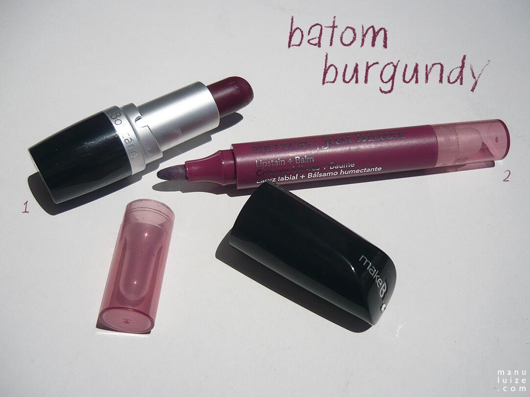 Batom Burgundy