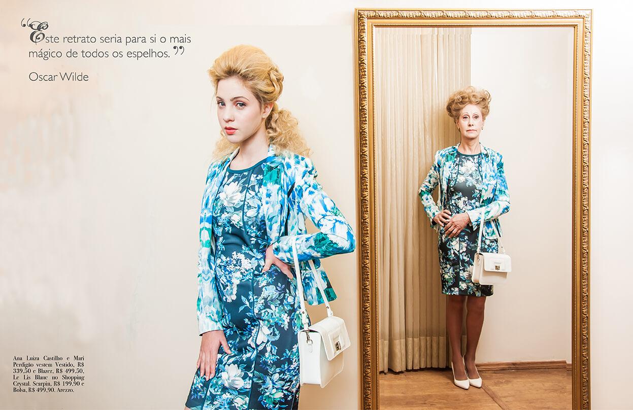 Editorial moda para todas as idades - Revista M MAG - Primavera 2014