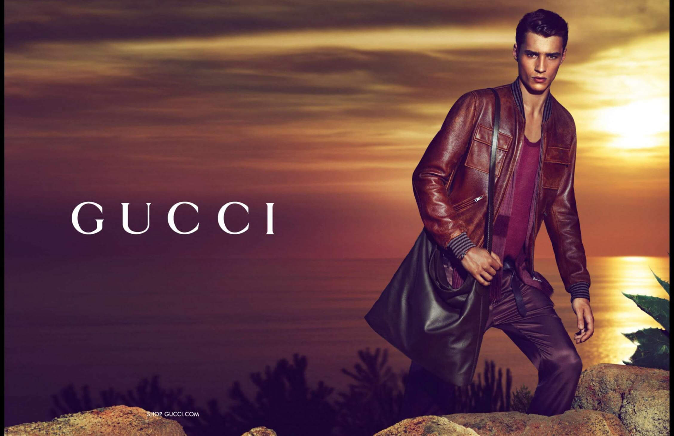 Campanha Gucci - Resort/Cruise 2014