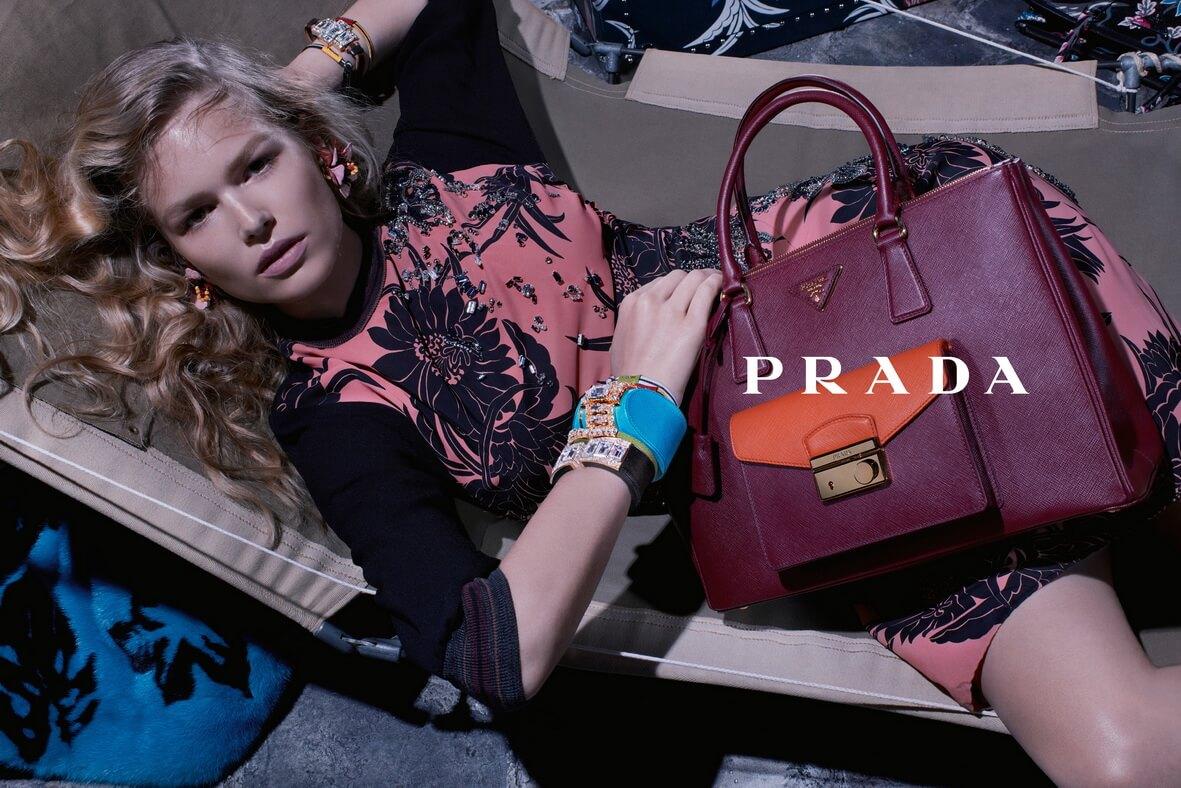 Campanha Prada - Cruise/Resort 2014