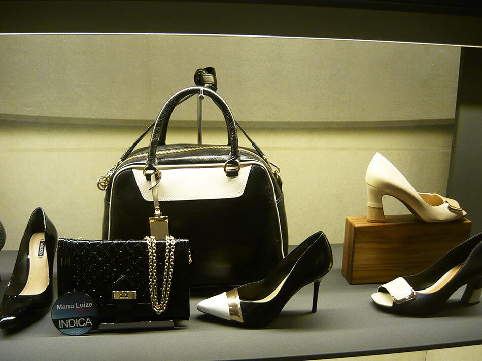 Bolsas e sapatos no lançamento de Alto Verão 2014 da Arezzo em Curitiba - Minha escolha em bolsa
