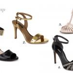 Bolsas e Sapatos para festas de final de Ano