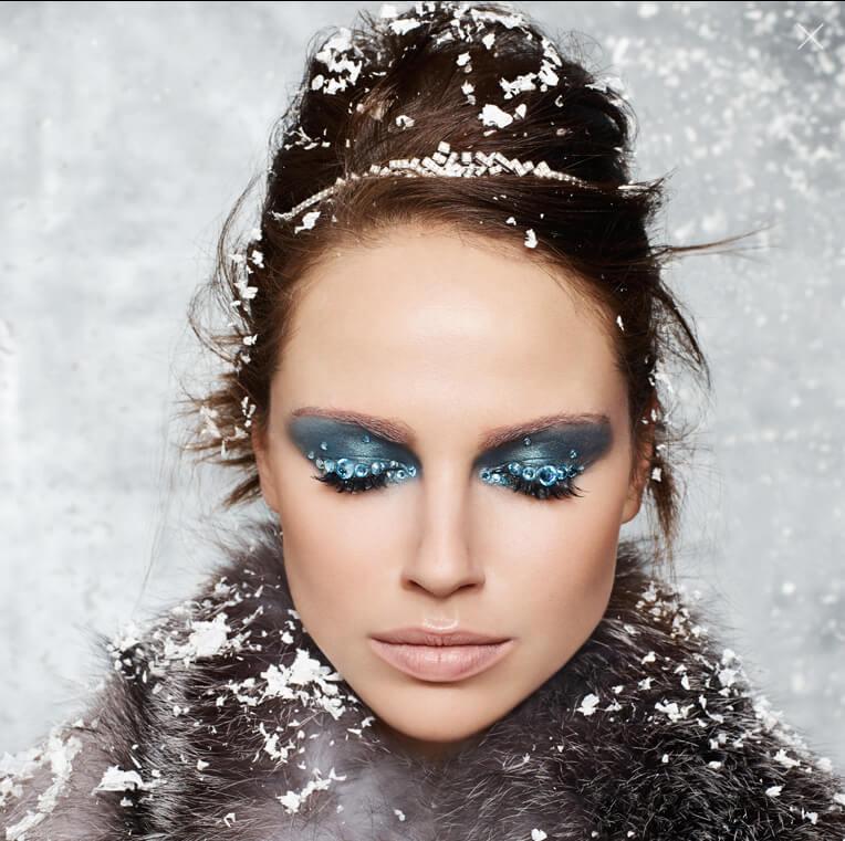 Maquiagem de festa para Ano novo