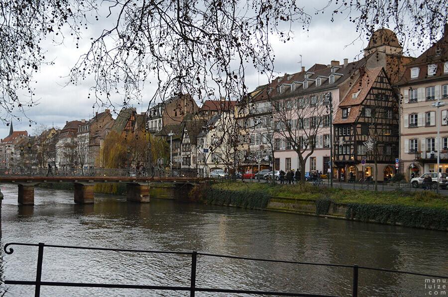 Strasbourg na França