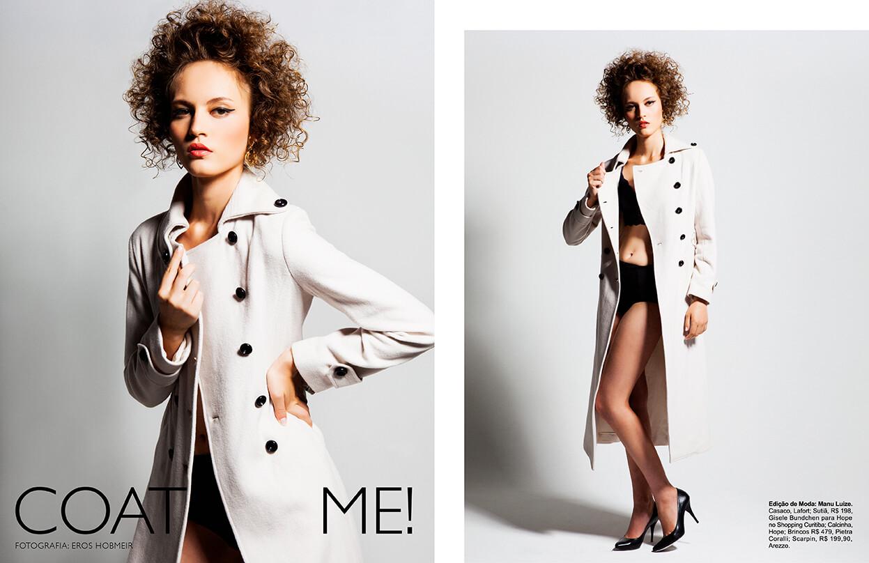 Preview Inverno 2014 | Editorial de Moda
