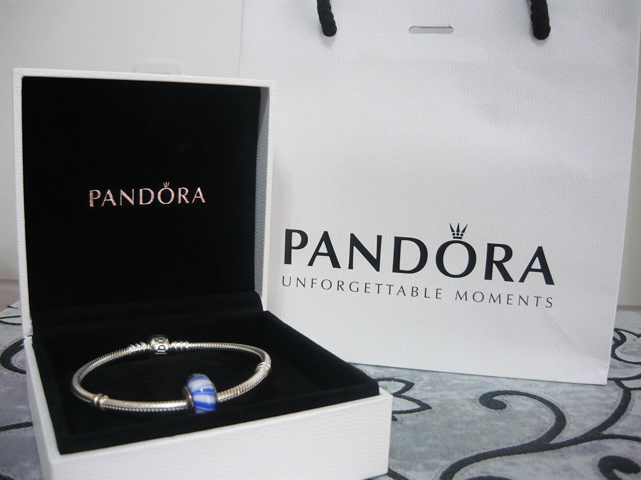 Bracelete Pandora